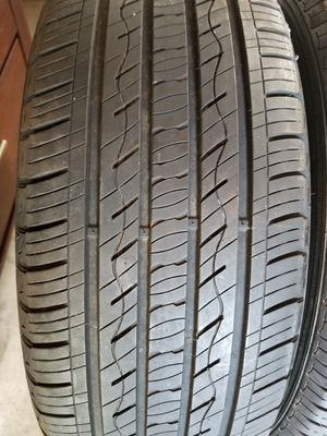 2 Used Tires Size 235/55/18 for Sale in Fairfax, VA