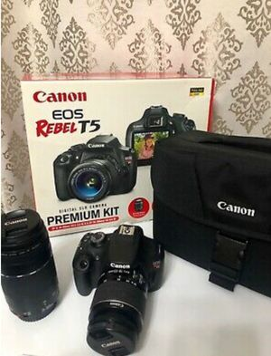 CANON EOS REBEL T5 for Sale in Portland, OR