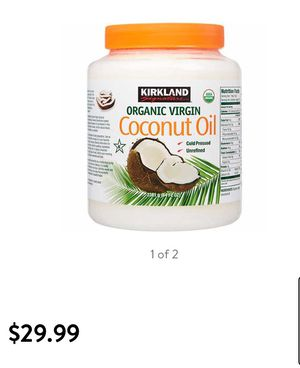 Coconut Oil 2.48 L for Sale in Palm Springs, FL