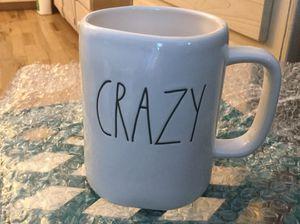 Rae Dunn mug Crazy for Sale in Easley, SC
