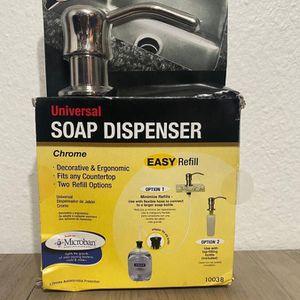 Danco Universal Soap Dispenser in Chrome - for Sale in Bellevue, WA