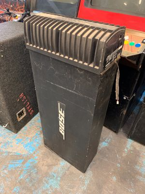 Giant Bose speaker am-141p for Sale in Anaheim, CA