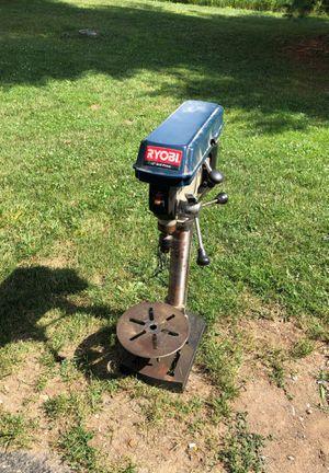 Ryobi drill press for Sale in South Lyon, MI