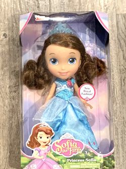 NEW IN BOX - Disney Junior Sophia the First Doll. for Sale in Naperville,  IL