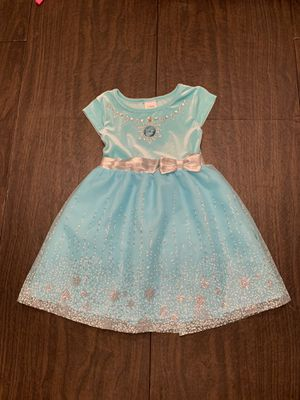 Disney Jumping Beans toddler girl 2T Elsa dress for Sale in Marlboro Township, NJ