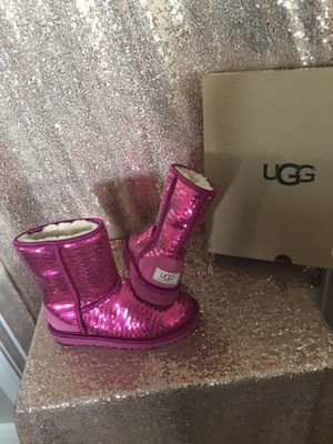 UGG girls boots for Sale in Anaheim, CA