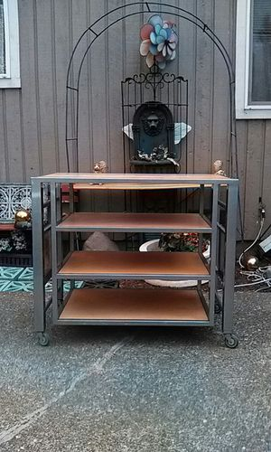 Rolling Kitchen island cart/table/wheels for Sale in Portland, OR