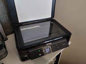 Epson Expression Home XP-340 Color Ink Jet Multifunction Printer for Sale in San Jose, CA