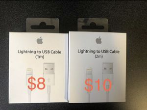New iPhone charging cable for Sale in Whittier, CA