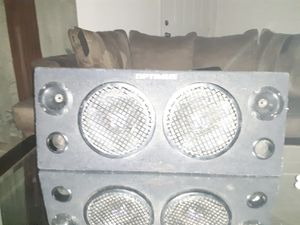10in Speakers w/Box for Sale in Lubbock, TX