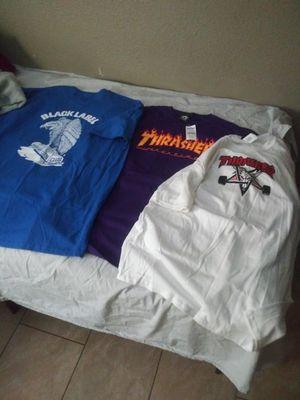 Disigner clothing hoodies tshirts longsleeves for Sale in San Jose, CA