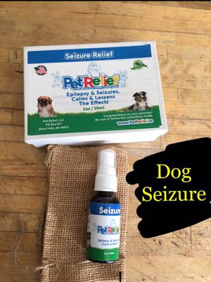 Dog seizure relief Not a preventer for Sale in Ontario, CA