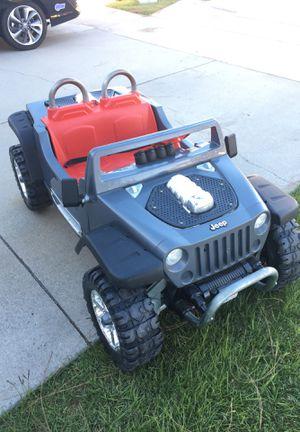 Power Wheels Jeep Hurricane for Sale in Cerritos, CA