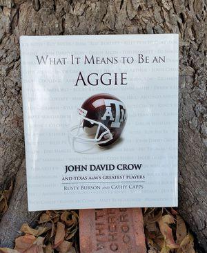 Aggie Book for Sale in San Antonio, TX