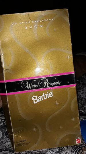 1996 Avon Winter Rhapsody Barbie for Sale in BVL, FL