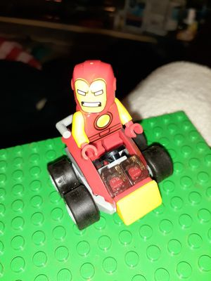 LEGO IRONMAN WITH HIS CAR for Sale in San Diego, CA