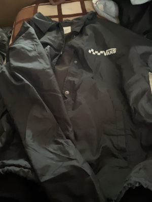 Vans windbreaker for Sale in Long Beach, CA