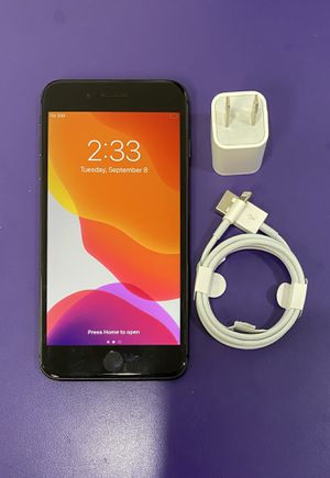 Factory unlocked apple iphone 8 plus 64 gb , store warranty for Sale in Cambridge, MA