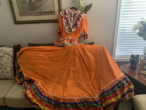 Folklorico dress set for Sale in Las Vegas, NV