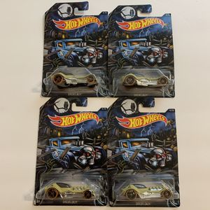Hot wheels 2016 Halloween Collection - Dieselboy #4 LOT OF 4 for Sale in Katy, TX