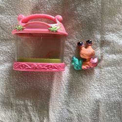 Cute Mini Set Lps Hermit Crab In Terrarium for Sale in Winton,  CA