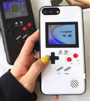 Retro Tetris gameboy game case for all iPhones 6/7/8(+)/X/XS/XR/XS-MAX for Sale in Atlanta, GA