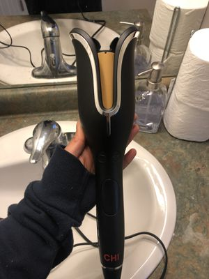 Chi automatic curler for Sale in Danvers, MA