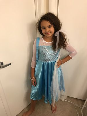 Princess Elsa Dress for Sale in Anaheim, CA