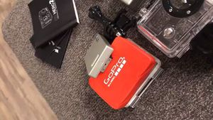 HD HERO2 GoPro with WiFi bacpac for Sale in Hutto, TX