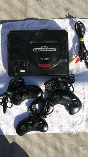 vintage original Sega Genesis for Sale in Chula Vista, CA