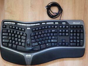 MICROSOFT Natural Ergonomic USB Keyboard 4000 for Sale in Seattle, WA