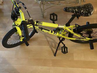 Boy Bmx Bike With Helmet for Sale in Lanham,  MD