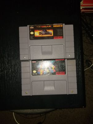 Super Nintendo games for Sale in Cleveland, OH