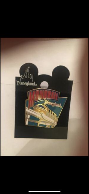 Disney vintage monorail pin for Sale in Garden Grove, CA