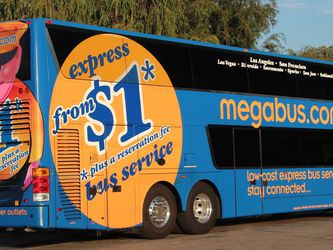 Megabus Ticket From Dc To New York For Friday 01/22/2021 for Sale in Washington,  DC