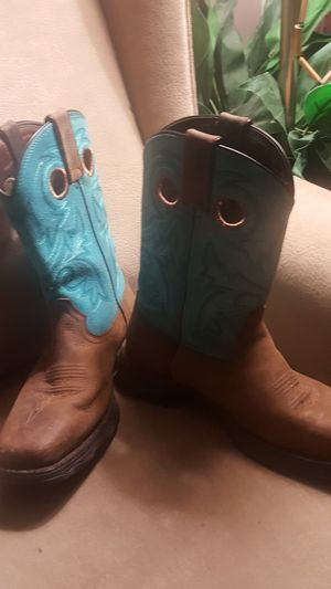 Cowgirl boots size 8 women's for Sale in Dallas, TX