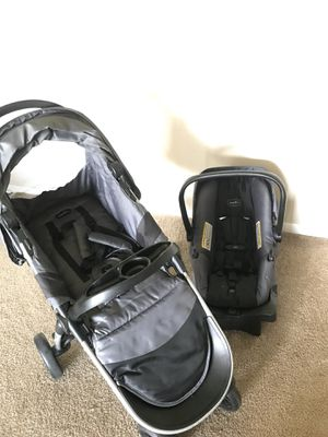 stoller and car seat for Sale in Fort Wayne, IN