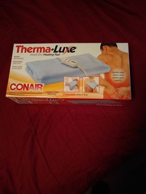 Pain relief heating pad for Sale in South Williamsport, PA