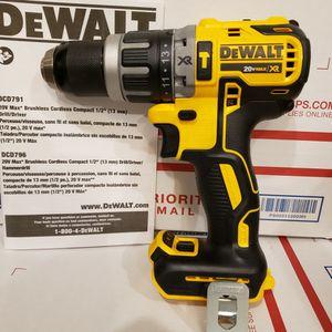 DEWALT 20V XR HAMMER DRILL - NEW for Sale in Livonia, MI