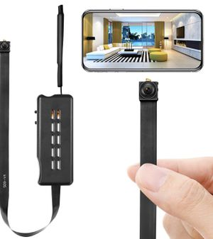 Spy Camera Module Wireless Hidden Camera WiFi Mini Cam HD 1080P DIY Tiny Cams Small Nanny Cameras Home Security Live Streaming Through Android/iOS Ap for Sale in Rancho Cucamonga, CA
