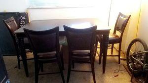 Wood Dining Table for Sale in Salt Lake City, UT