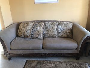 Couches with table for Sale in Bristow, VA