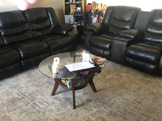 Ashley Linebacker Double Recliner for Sale in San Francisco,  CA