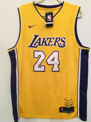 Brand new Lakers Kobe Mamba commemorative jersey for Sale in San Francisco, CA