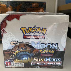 Crimson Invasion Booster Box for Sale in Torrance, CA
