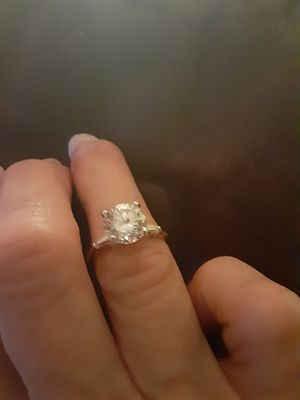 Rhinestone ring size 5 1/2. for Sale in PT CHARLOTTE, FL