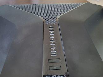 Netgear Nighthawk AX3000 Wifi Router for Sale in Murrieta,  CA