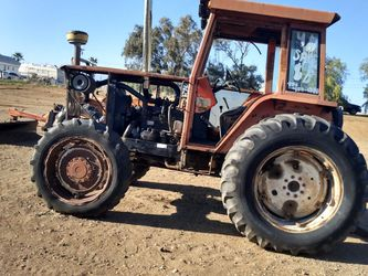 Diesel Tractor Runs Good for Sale in Riverside,  CA
