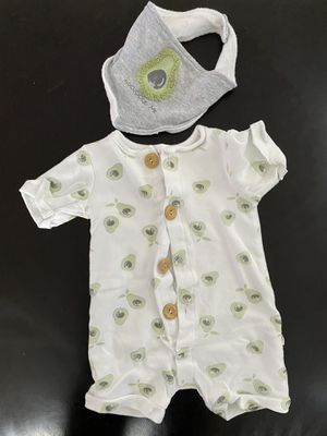 3-6 month baby summer outfits for Sale in Canonsburg, PA