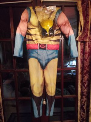 Wolverine child costume size chold large for Sale in Columbus, OH